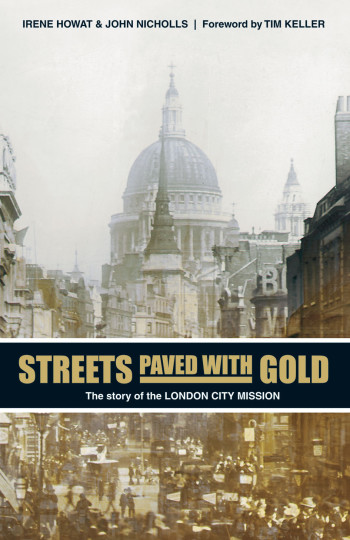 Streets Paved With Gold Book Cover