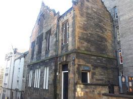 The Original Ragged School on Castle Hill Edinburgh